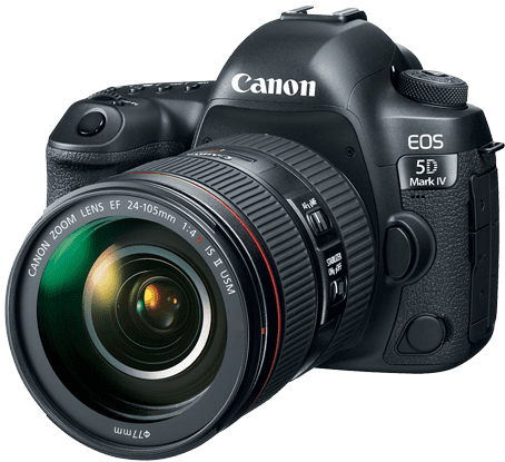 картинка Canon EOS 5D Mark IV body от магазина Rental+