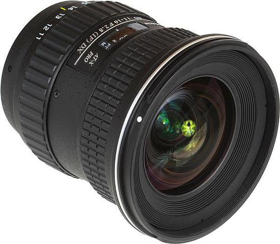 картинка Tokina 11-16 mm f/2.8 PRO II (for Nikon) от магазина Rental+