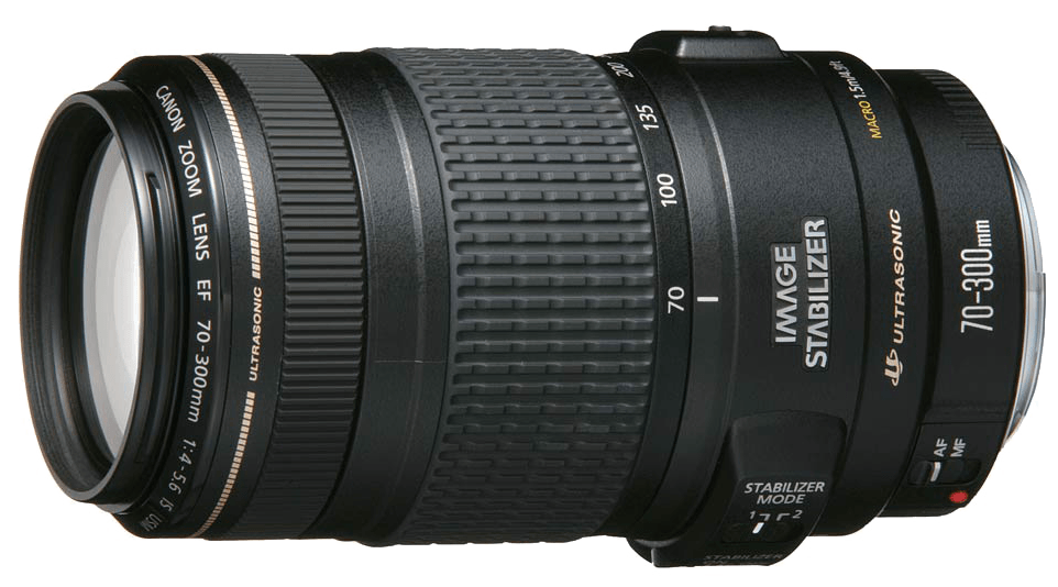 картинка Canon EF 70-300 f/4-5.6 IS USM от магазина Rental+