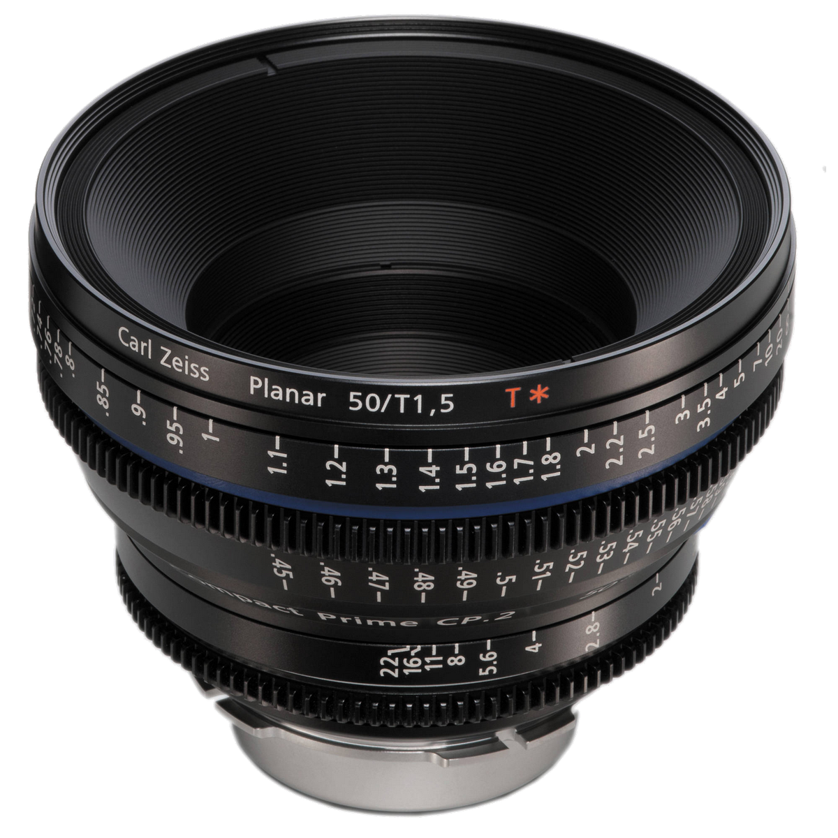 картинка Carl Zeiss Super Speed CP.2 50/T1.5 (EF/PL) от магазина Rental+