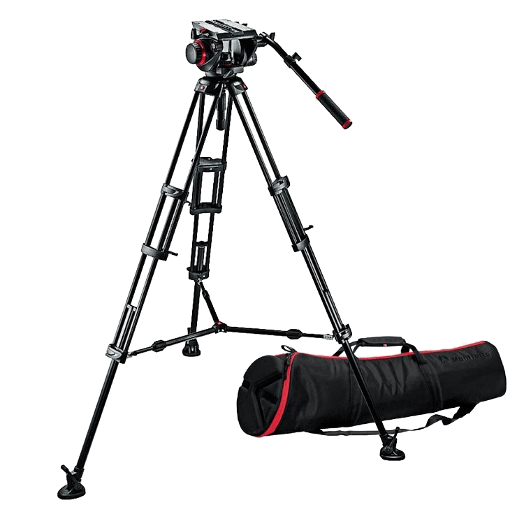 картинка Комплект Manfrotto 545GB + 509HD (до 13 кг) от магазина Rental+