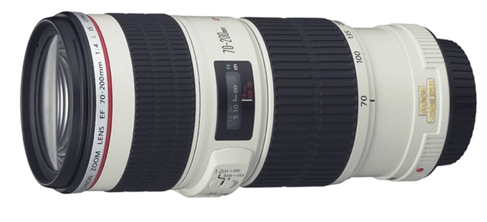 картинка Canon EF 70-200mm f/4L IS USM от магазина Rental+