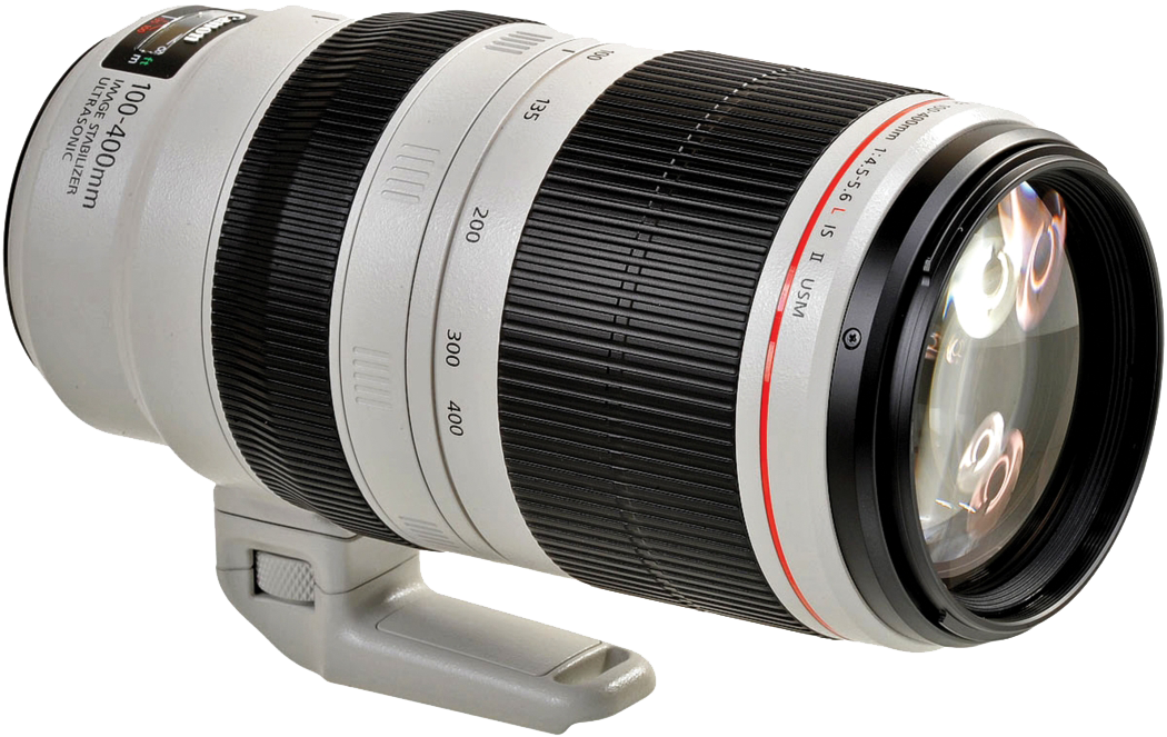 картинка Canon EF 100-400mm f/4.5-5.6L IS USM II от магазина Rental+