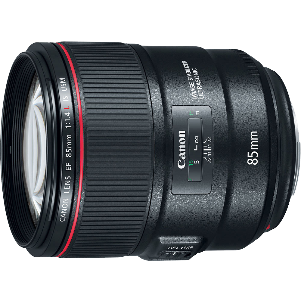 картинка Canon EF 85 mm f/1.4 IS USM от магазина Rental+