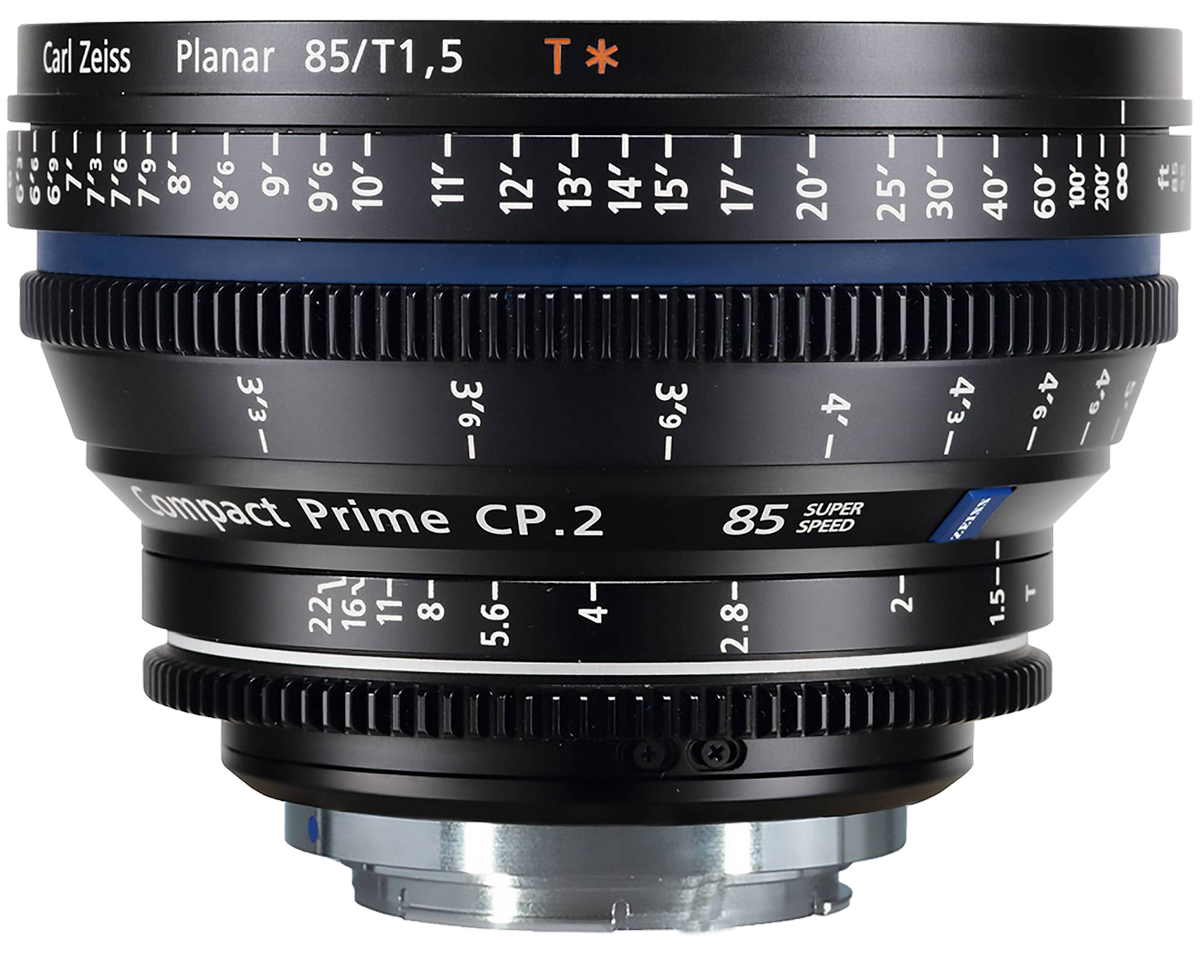 картинка Carl Zeiss Super Speed CP.2 85/T1.5 (EF/PL) от магазина Rental+