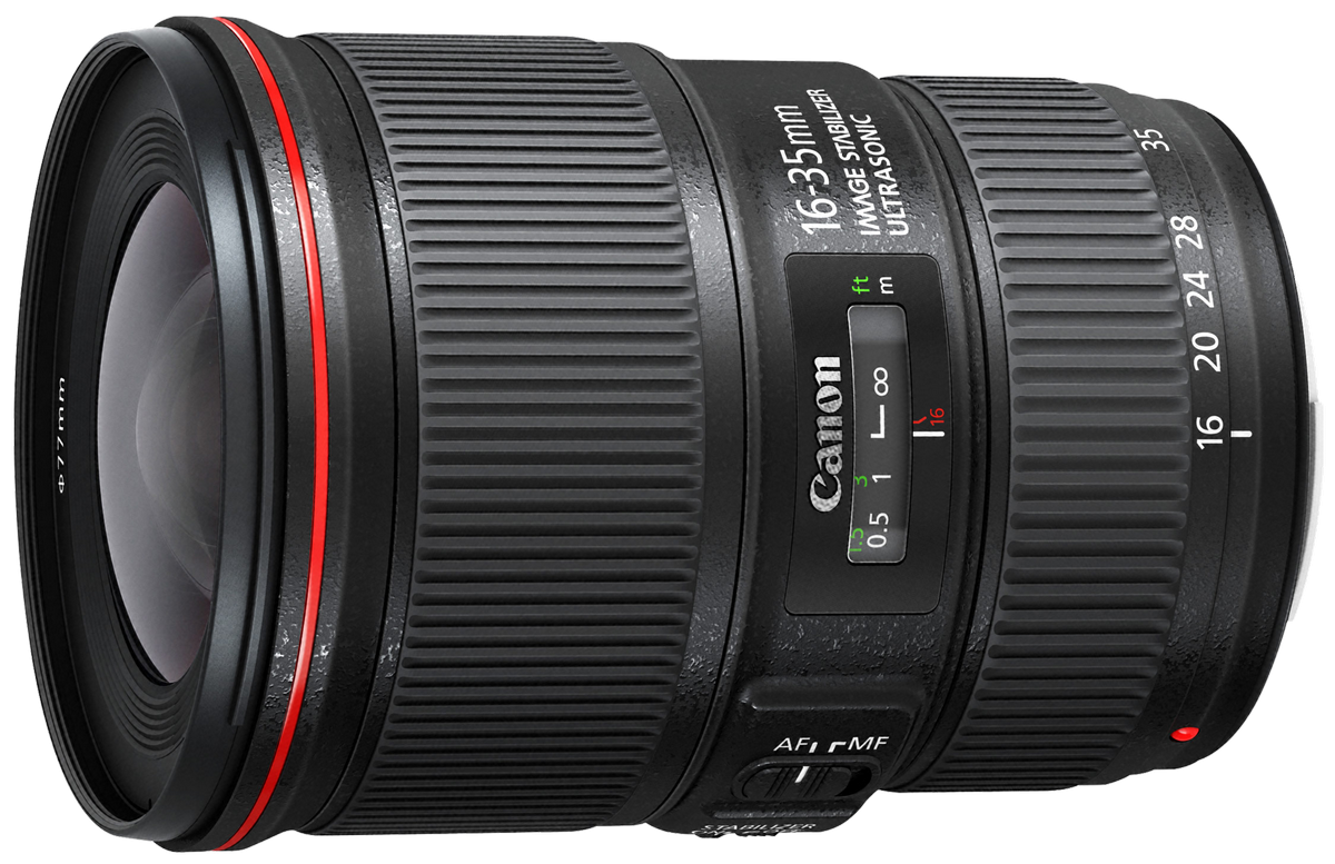 картинка Canon EF 16-35mm f/4 L IS USM от магазина Rental+