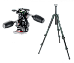 картинка Manfrotto 190XV + MHXPRO 3-Way Head (до 4 кг)